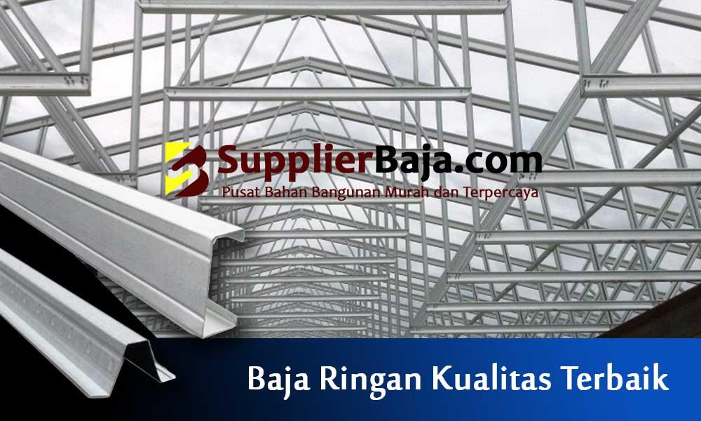 Harga Baja Ringan Lampung