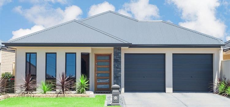 Model Rumah Atap Spandek