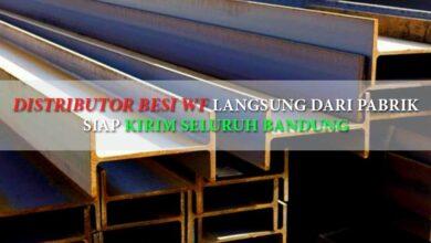 Harga Besi WF Bandung